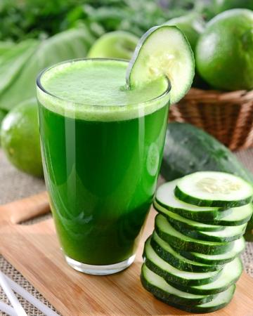 healthily: Detox Juice