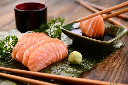 comida japonesa: Comida japonesa Foto de archivo