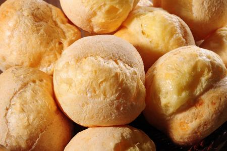 Pão de queijo Stock Photo