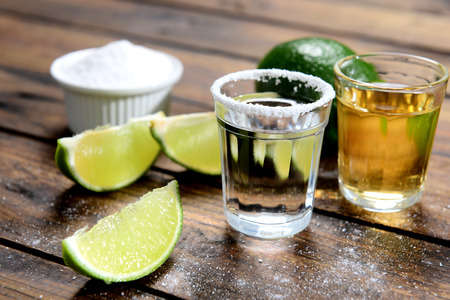 mexican culture: Cachaça shoot