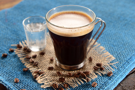 Cup of coffee Stock Photo - 26093727