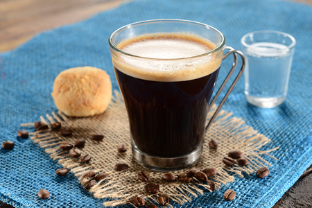 Cup of coffee Stock Photo - 26093744
