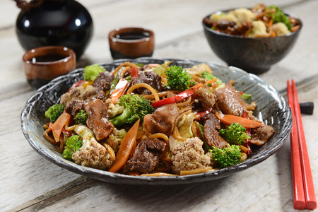 chinese food: Chinese food Stock Photo