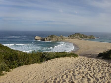 Garden Route Robberg Nature Reserve beatiful beach