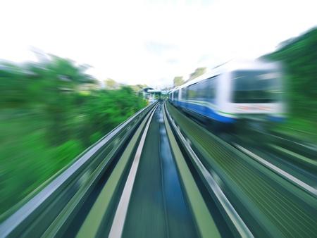 Mass rapid transit Stock Photo - 10341568