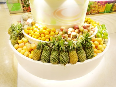 Various fruit in store Stock Photo - 12269293