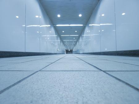 passage: underground passage