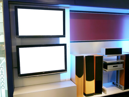 Audio and video system photo