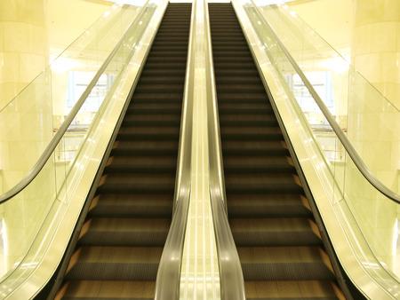 technical department: Escalator in department store