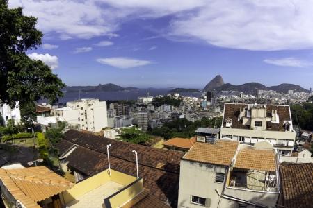Rio de Janeiro, view from Santa Teresa photo
