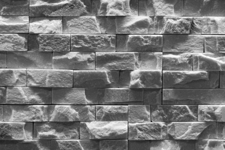 grey background texture: Stone wall Stock Photo