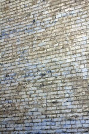 Brick aged wall photo
