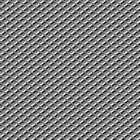 Illustration of an abstract grey ornamental drawing illustration
