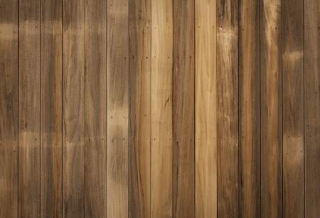 Vertical plank wooden pattern photo