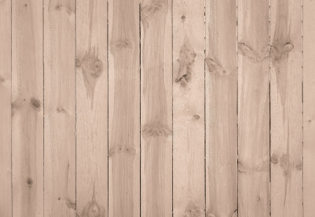old wood floor: Close up of vertical  wooden fence panels