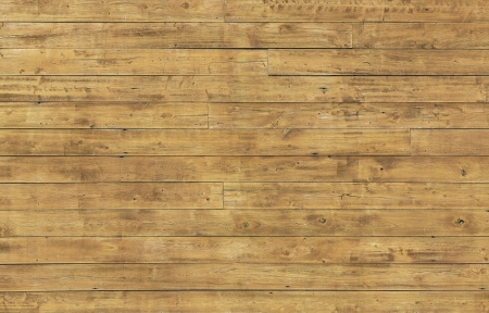 Horizontal wooden plank pattern photo