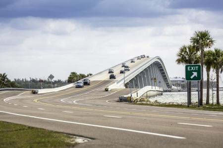 Sanibel Causeway And Bridge in Southwest Florida