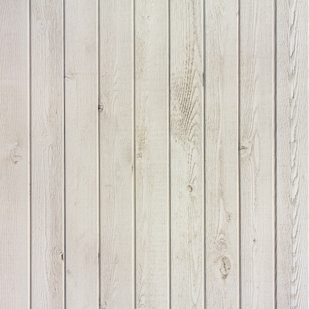 Vertical wooden fence close up Stock Photo