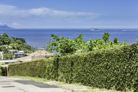 joa: View from the hill in Rio de Janeiro, Brazil