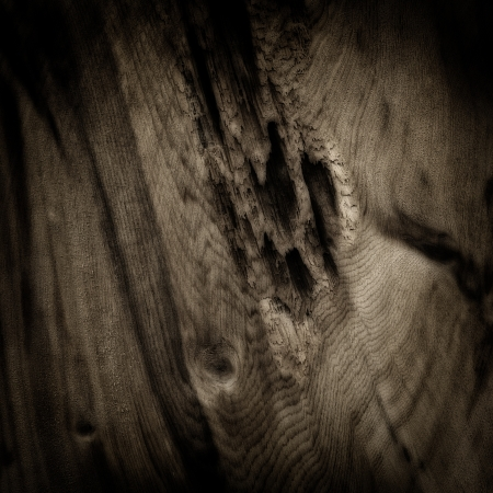 knotty: Wooden raw knotty board pattern Stock Photo
