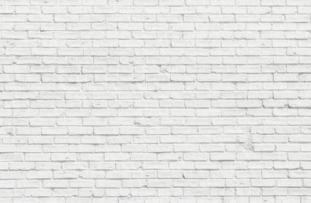 背景やテクスチャの白霧のれんが造りの壁 写真素材 - 20167491