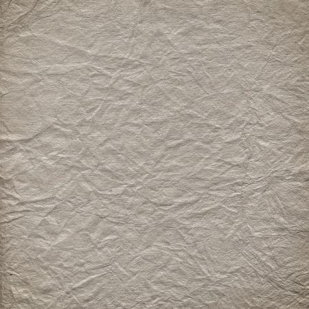 crinkled: Wrinkled paper texture or background