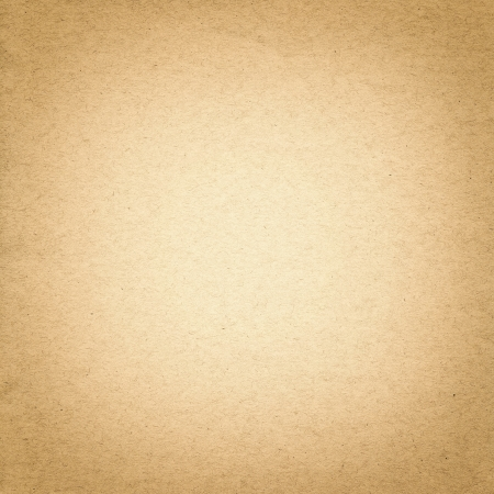 vignette: Seamless paper texture, cardboard background with vignette