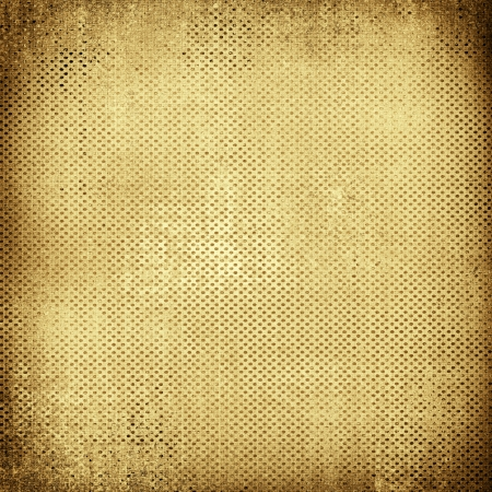 Vintage old paper pattern for background or texture photo