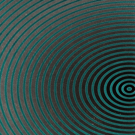Retro background with circle lines - abstract poster photo