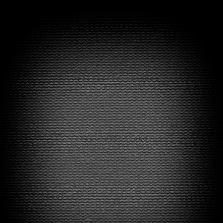 sackful: Dark linen texture background with subtle  light Stock Photo