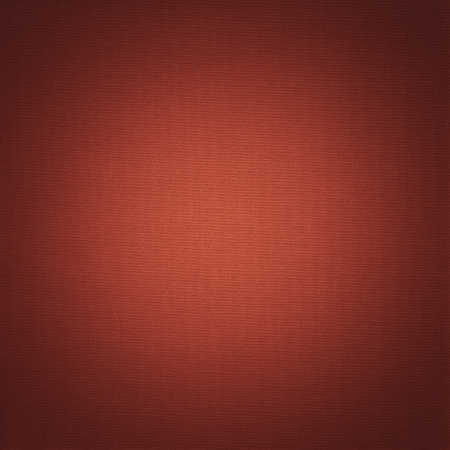 Dark red linen canvas delicate pattern with lighter center
