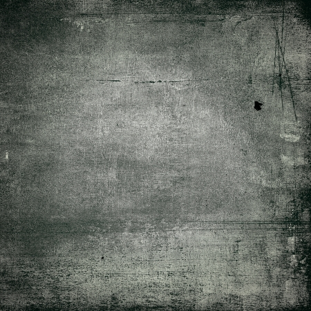 scratched: Old scratched paper template Stock Photo