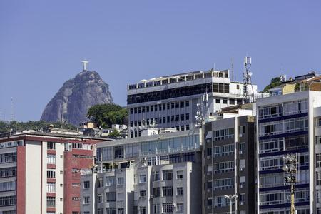 Christ the Redeemer over Rio de Janeiro, Brazil