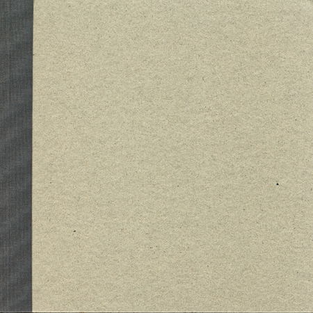 margen: La textura del cart�n con el margen izquierdo de la lona