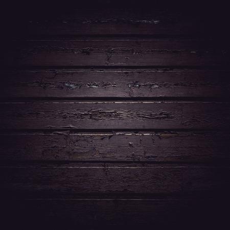 Dark wooden board pattern for background