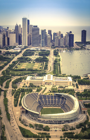 Soldiers Filed Stadium against city of Chicago