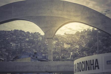 illiteracy: Mayor Favela (tugurios) en R�o de Janeiro Editorial