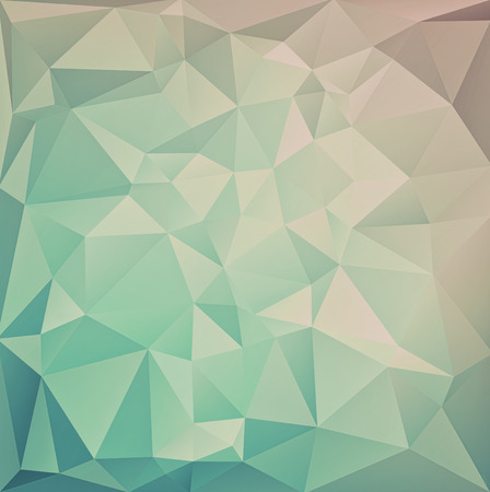 Abstract modern background with polygons photo