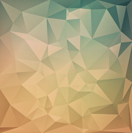 Abstract modern background with polygons Stock Photo