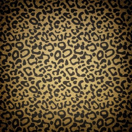 La peau des animaux imprimer avec glitter background Banque d'images - 34233640