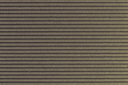 Embossed cardboard with horizontal pattern Stock Photo