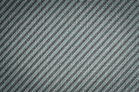 sackcloth: Fabric burlap with diagonal painted stripes Stock Photo