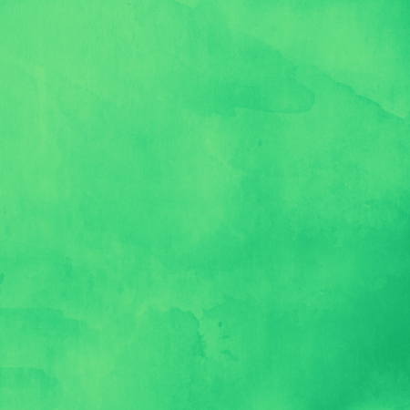 Pastel abstract background. Green shades on paper