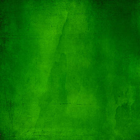 Green abstract textured background with scratches Reklamní fotografie