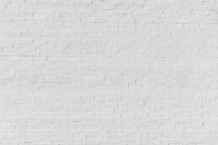 Weiß gestrichene Mauer für Textur oder Hintergrund Standard-Bild