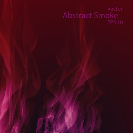 Smoke background eps10, vector elegant wave