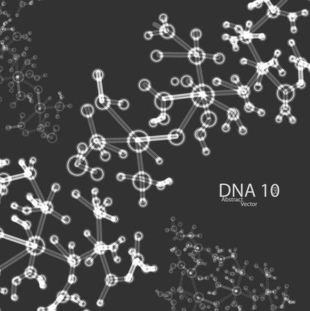 encoded: Futuristic DNA
