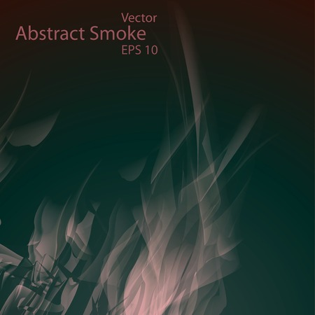 abstract smoke: Abstract smoke  Illustration