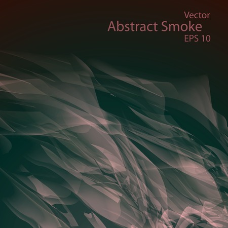 Abstract smoke  Vector