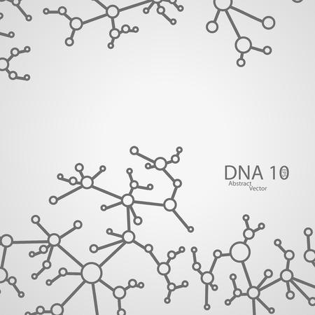 macromolecule: Futuristic dna